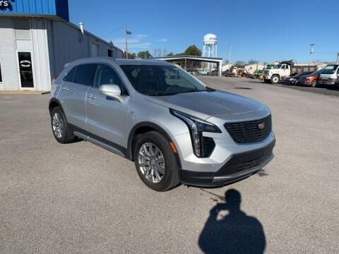 2020 Cadillac XT4 for sale at BULL MOTOR COMPANY in Wynne AR