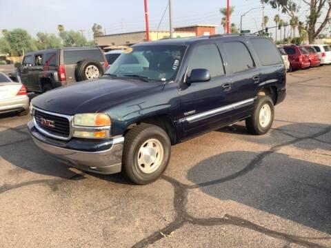 2004 GMC Yukon for sale at ALMOST NEW AUTO RENTALS & SALES in Mesa AZ