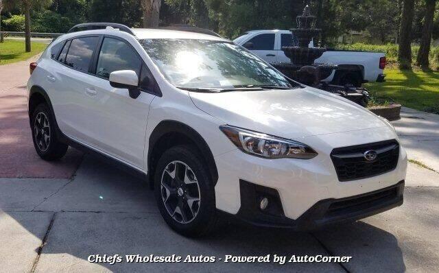 2018 Subaru Crosstrek for sale at Special Finance of Charleston LLC in Moncks Corner SC