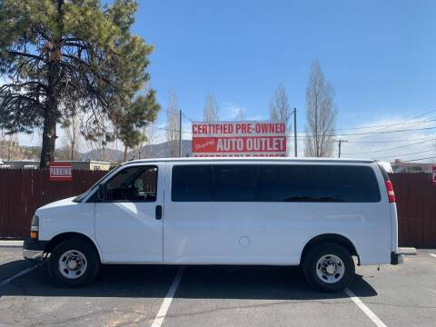 2011 Chevrolet Express Passenger for sale at Flagstaff Auto Outlet in Flagstaff AZ
