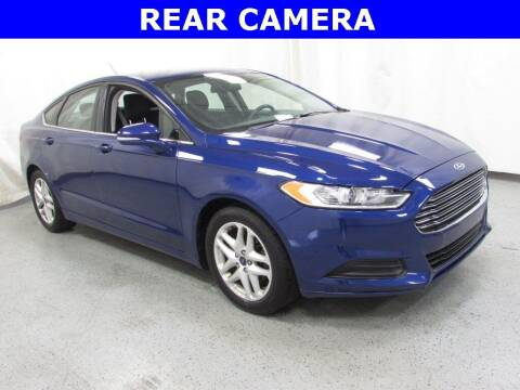 2016 Ford Fusion for sale at MATTHEWS HARGREAVES CHEVROLET in Royal Oak MI