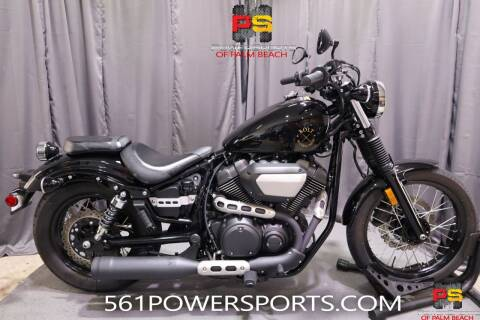 2018 Yamaha Bolt for sale at Powersports of Palm Beach in Hollywood FL