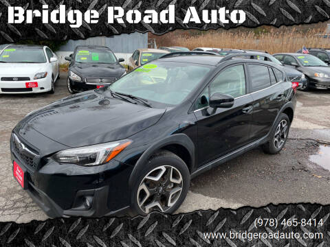 2019 Subaru Crosstrek for sale at Bridge Road Auto in Salisbury MA
