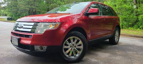 2008 Ford Edge for sale at el camino auto sales - Global Imports Auto Sales in Buford GA