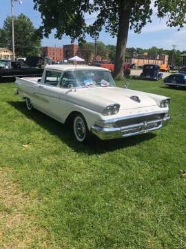 1958 Ford Ranchero for sale at Wayne Johnson Private Collection in Shenandoah IA