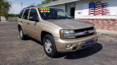 2006 Chevrolet TrailBlazer for sale at Sand Mountain Motors in Fallon NV