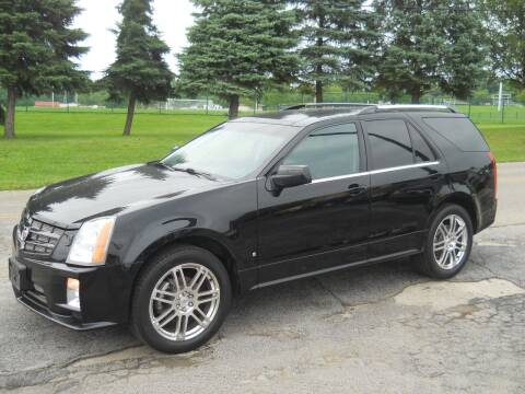 2008 Cadillac SRX for sale at Hern Motors - 111 Hubbard Youngstown Rd Lot in Hubbard OH