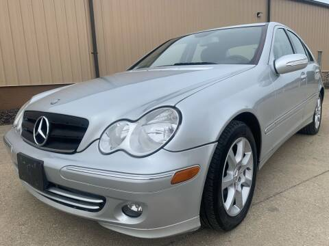 2007 Mercedes-Benz C-Class for sale at Prime Auto Sales in Uniontown OH