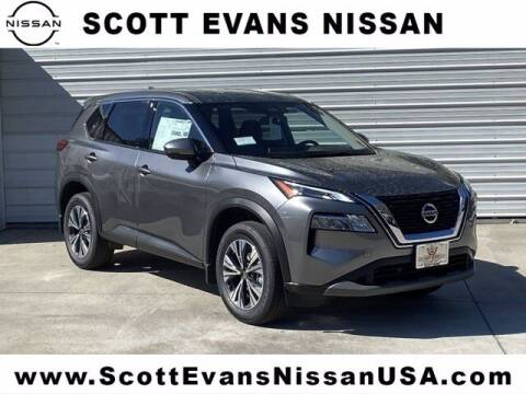 2021 Nissan Rogue for sale at Scott Evans Nissan in Carrollton GA