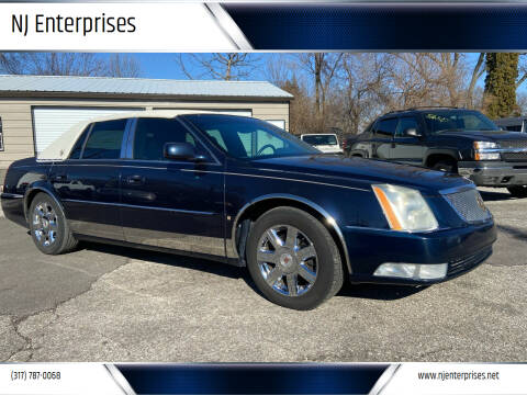 2007 Cadillac DTS for sale at NJ Enterprises in Indianapolis IN
