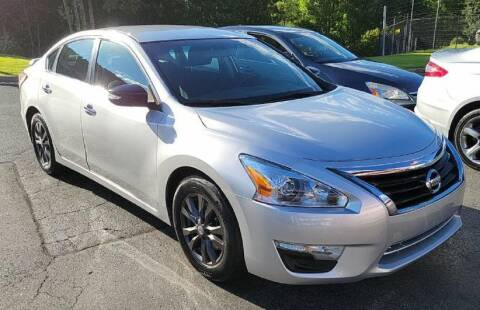 2015 Nissan Altima for sale at Pars Auto Sales Inc in Stone Mountain GA