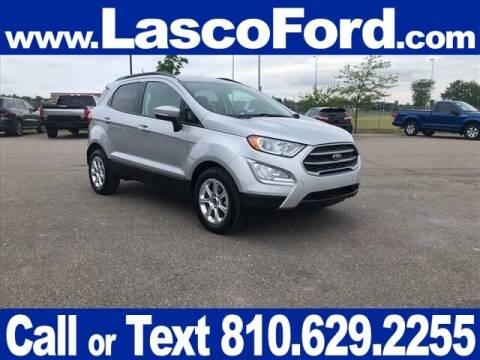 2019 Ford EcoSport for sale at LASCO FORD in Fenton MI