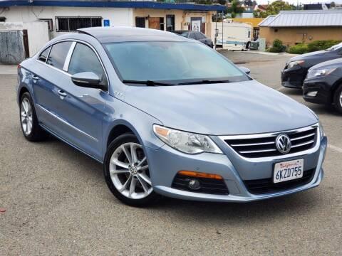 2010 Volkswagen CC for sale at Gold Coast Motors in Lemon Grove CA