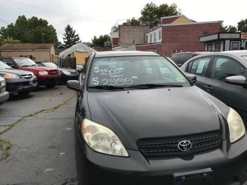 2005 Toyota Matrix for sale at Chambers Auto Sales LLC in Trenton NJ