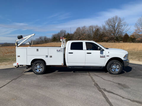 2016 RAM Ram Chassis 3500 for sale at V Automotive in Harrison AR