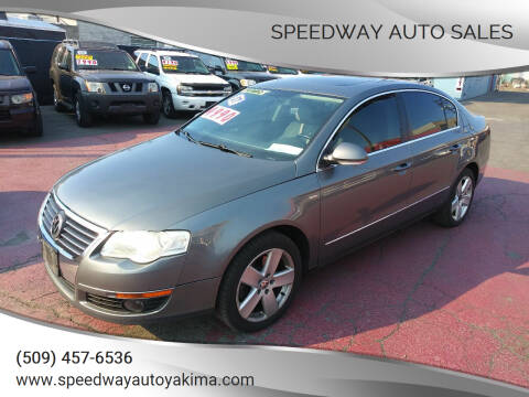 2007 Volkswagen Passat for sale at Speedway Auto Sales in Yakima WA