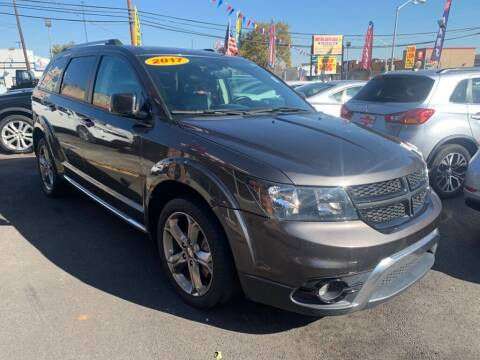 2017 Dodge Journey for sale at United Auto Sales of Newark in Newark NJ