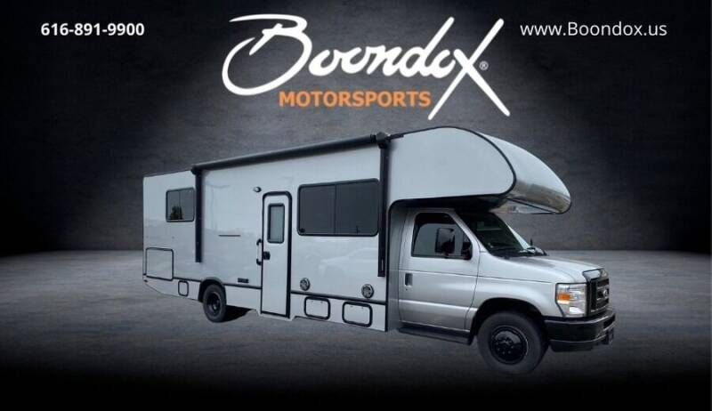2016 THOR MOTOR COACH FOUR WINDS SERIES M-28Z E450-V10 for sale at Boondox Motorsports in Caledonia MI