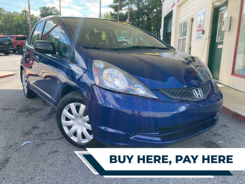 2009 Honda Fit for sale at Automan Auto Sales, LLC in Norcross GA