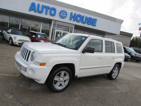 2010 Jeep Patriot for sale at Auto House Motors in Downers Grove IL