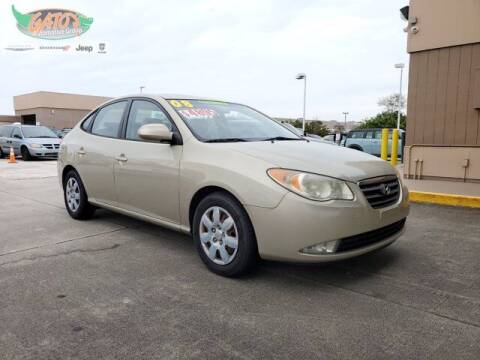 2008 Hyundai Elantra for sale at GATOR'S IMPORT SUPERSTORE in Melbourne FL
