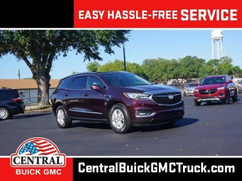 2018 Buick Enclave for sale at Central Buick GMC in Winter Haven FL