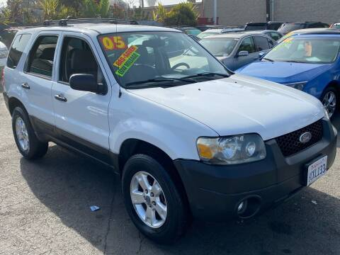 2005 Ford Escape for sale at North County Auto in Oceanside CA