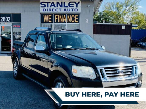 2008 Ford Explorer Sport Trac for sale at Stanley Direct Auto in Mesquite TX