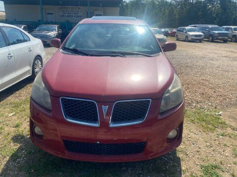 2009 Pontiac Vibe for sale at Stevens Auto Sales in Theodore AL