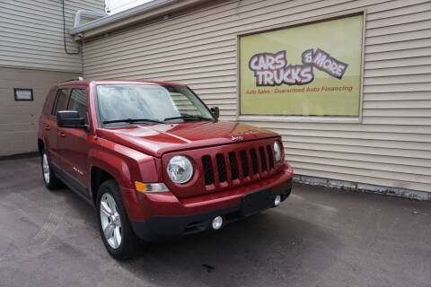 2017 Jeep Patriot for sale at Cars Trucks & More in Howell MI