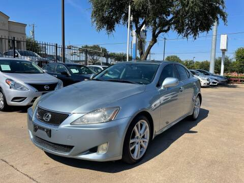 2007 Lexus IS 250 for sale at CityWide Motors in Garland TX