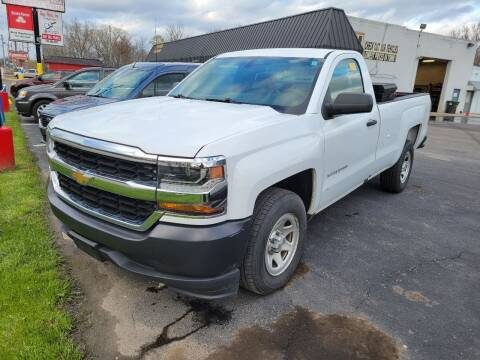 2016 Chevrolet Silverado 1500 for sale at Motor City Automotive of Michigan in Flat Rock MI