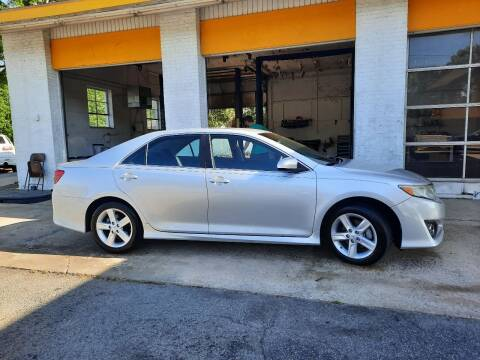 2014 Toyota Camry for sale at PIRATE AUTO SALES in Greenville NC