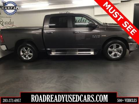 2014 RAM Ram Pickup 1500 for sale at Road Ready Used Cars in Ansonia CT