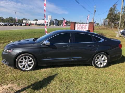 2015 Chevrolet Impala for sale at Sapp Auto Sales in Baxley GA