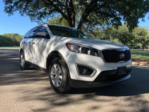2017 Kia Sorento for sale at 210 Auto Center in San Antonio TX