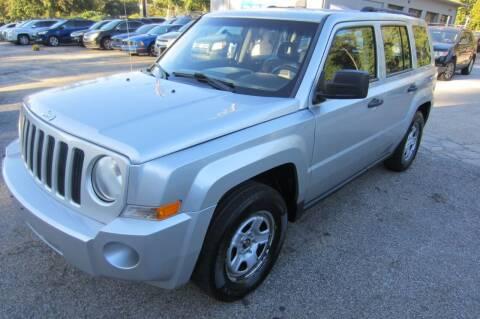 2008 Jeep Patriot for sale at Key Auto Center in Marietta GA