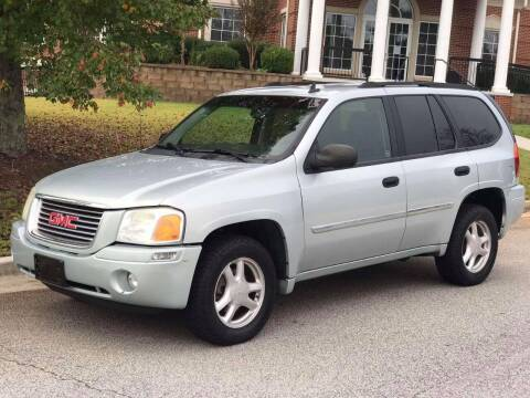 2007 GMC Envoy for sale at Two Brothers Auto Sales in Loganville GA