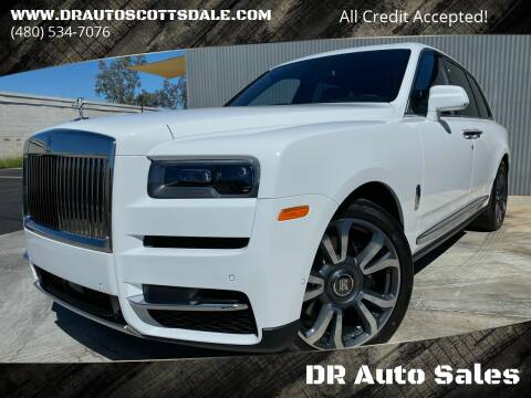 2020 Rolls-Royce Cullinan for sale at DR Auto Sales in Scottsdale AZ
