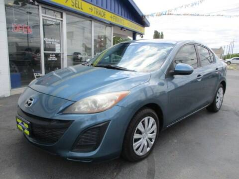 2011 Mazda MAZDA3 for sale at Affordable Auto Rental & Sales in Spokane Valley WA