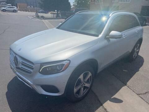 2017 Mercedes-Benz GLC for sale at Boulevard Motors in Saint George UT