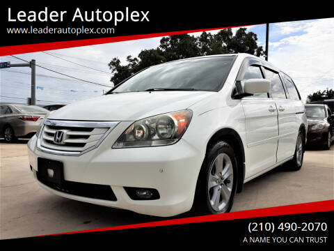 2010 Honda Odyssey for sale at Leader Autoplex in San Antonio TX