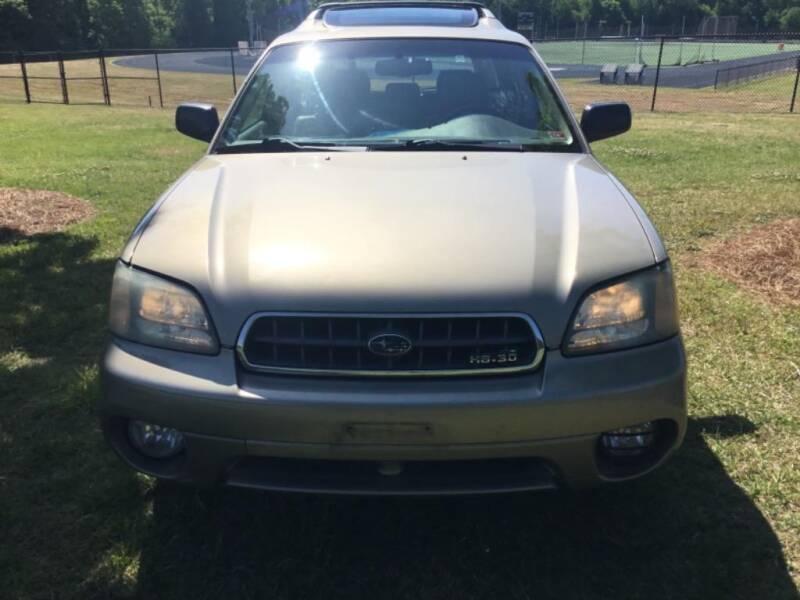 2004 Subaru Outback for sale in Monroe, NC
