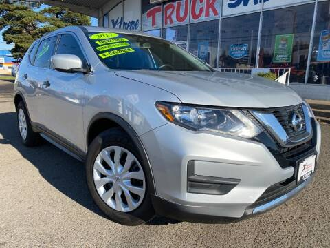 2017 Nissan Rogue for sale at Xtreme Truck Sales in Woodburn OR