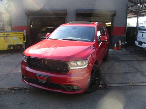 2017 Dodge Durango for sale at Newark Auto Sports Co. in Newark NJ