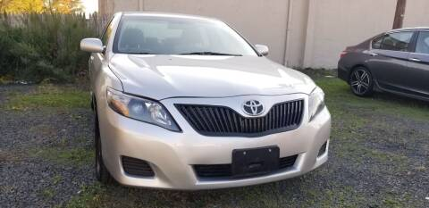 2010 Toyota Camry for sale at Kingz Auto Sales in Avenel NJ