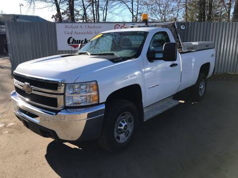 2011 Chevrolet Silverado 2500HD for sale at Chuckran Auto Parts Inc in Bridgewater MA