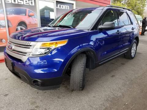 2013 Ford Explorer for sale at Jays Used Car LLC in Tucker GA