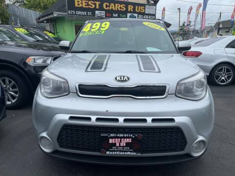 2014 Kia Soul for sale at Best Cars R Us LLC in Irvington NJ