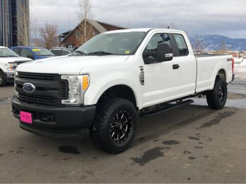 2017 Ford F-250 Super Duty for sale at Snyder Motors Inc in Bozeman MT